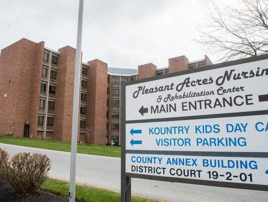 Pleasant Acres Nursing and Rehabilitation Center in