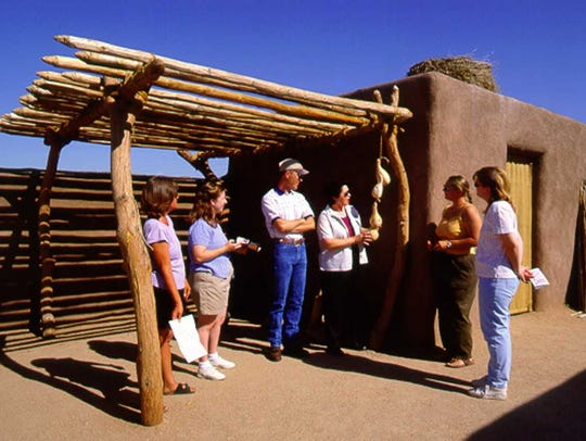 Pueblo Grande Museum is along the Phoenix area attractions