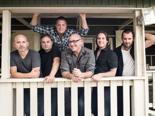 Sister Hazel is performing at the Waukesha County Fair