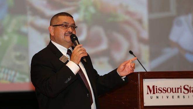 Juan Meraz will participate in the Celebracion de Excelencia in Washington D.C. at the end of the month