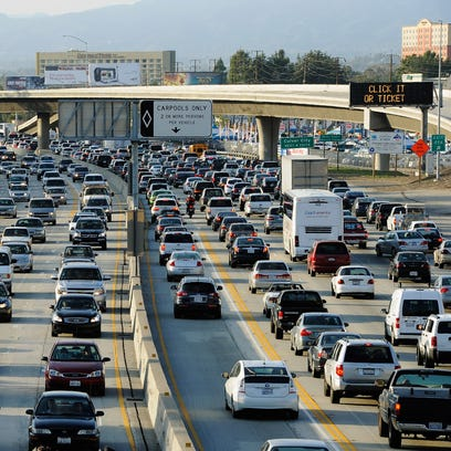 Unlike Trump, California affirms car emissions standard