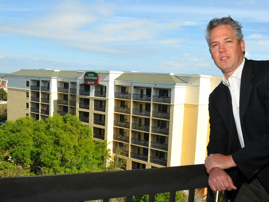 Hotelier Tom Hermansen proposed a deal involving Port