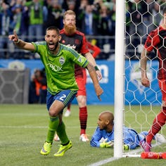 Sounders, Timbers renew rivalry with 100th meeting on Sunday