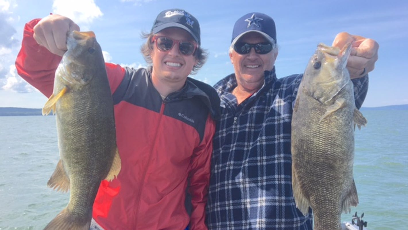 Chequamegon bay hayward area fishing report for july 19 for Mobile bay fishing report