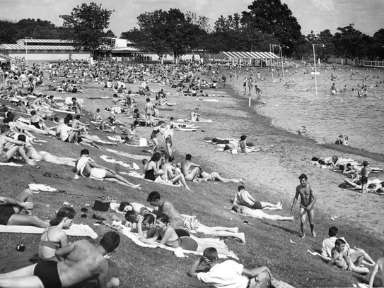 Westlake Beach club turned into a miniature Coney Island