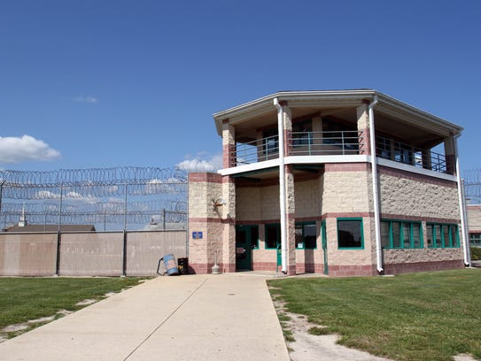 The Sussex Correctional Institution in Georgetown is