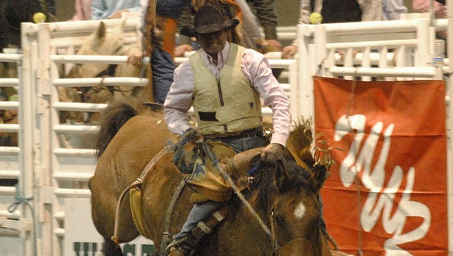50th Annual Spartan Stampede Rodeo takes place Feb. 15-17.
