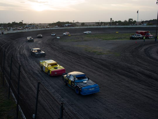 South Texas Speedway, 6701 Old Brownsville Road, will host auto racing at 7:30 p.m. Saturday, Sept. 30. Gates open at 6 p.m. Cost: $15 adults; $5 seniors and military veterans; Free kids 10 and under. Information: http://stxspeedwayracing.com.