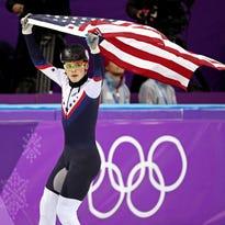 USA medalist John-Henry Krueger's biggest night through his parents' eyes at the 2018 Winter Olympics