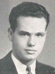 Verdie Sederstrom's senior picture as it appeared in