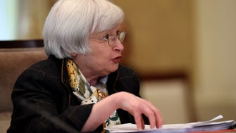 Federal Reserve Chair Janet Yellen presided over this week's meeting of Fed policymakers. (AP Photo/Susan Walsh)