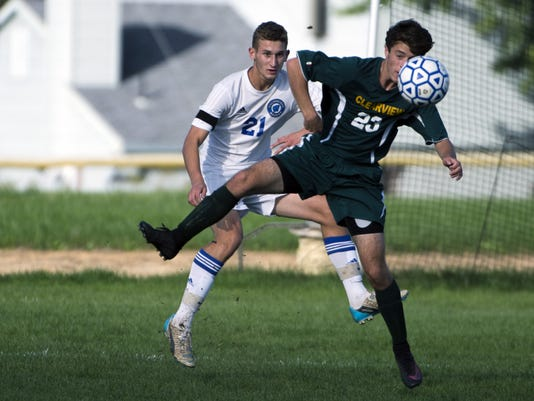 Clearview boys soccer