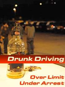 Riverside County Sheriff's Department drunk driving awareness campaign.