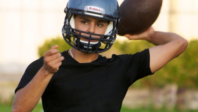Senior Wildcat quarterback prospect Cristian Metz invites the community out to the annual Wildcat Golf Scramble at 9 a.m., Saturday at the Rio Mimbtres Golf Course. The annual fundraiser for the Deming High Football program features 18 holes of golf for foursomes with perks and prizes, galore. The Wildcat football team will be introduced.