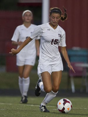 Toms River South junior midfielder Samantha Labianca