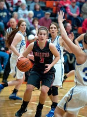 Buckeye Central sophomore Jenna Karl was named Honorable