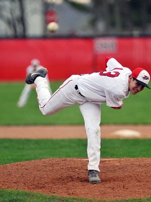 Keegan Sims lead a Bucyrus pitching staff loaded with arms