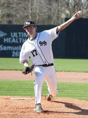 Brandon Degnegaard and the South Side Hawks hope to compete well in District 14-AA.