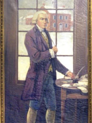 James Smith, York County's signer of the Declaration of Independence, was a dominant force in legislative, military, legal and business matters for much of the 18th century. He passed away in the first decades of the 19th century, a moment that represented a changing of the guard in early York, Pa.