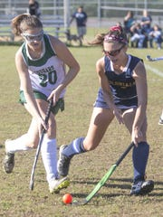 Field hockey Freehold Boro at Colts Neck. Colts Neck