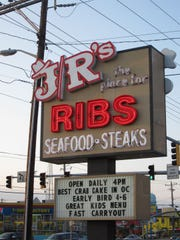 Jack Hubberman, the owner of the iconic J/R's Ribs