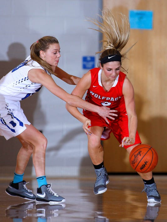 Laingsburg at Bath Girls Basketball