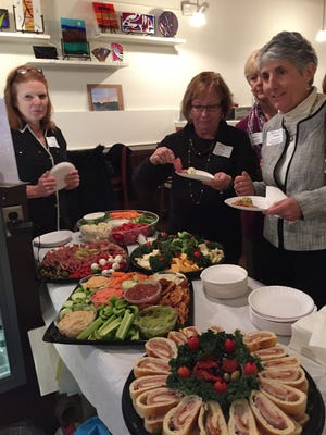 """""""Manicures & Martinis"""" with Somerset County Business Partnership """"Women in Business"""" will take place Feb. 7 at Paramount Pampering Salon and Spa in Somerville."""