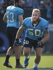 Former Clemson linebacker Ben Boulware is hoping to