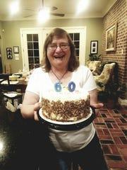 Lola Curtis celebrates her 60th birthday.