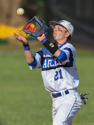 Junior shortstop Joseph Mershon and the Eastside Eagles are No. 3 in Class AAAA in the coaches association preseason rankings.