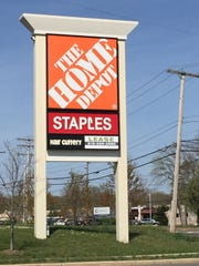 Staples in closing in this Lacey shopping mall, leaving The Home Depot one of the anchor stores (Kohl's is the other.)