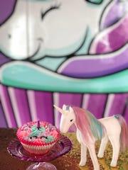 The Unicorn Cupcake at Unicorn Cupcake Boutique in