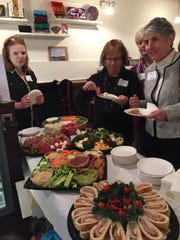 """The Somerset County Business Partnership Women in Business """"Networking at Maggiano's"""" is scheduled for Wednesday, July 25,at Maggiano's Little Italy, 600 Commons Way, Bridgewater."""