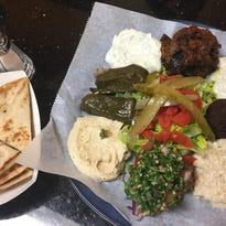 Keese's Simply Delicious serves variety of Mediterranean and American cuisine