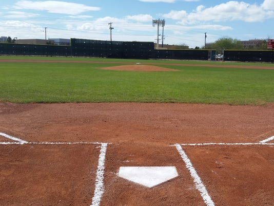 Opus Field at Brophy High School