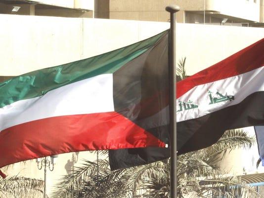 Kuwait Iraq