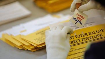 HB 4033-4035: Provide for no reason absentee voting. Sponsors: Reps. Robert Wittenberg, D-Oak Park; Jim Ellison, D-Royal Oak; Abdullah Hammoud, D-Dearborn