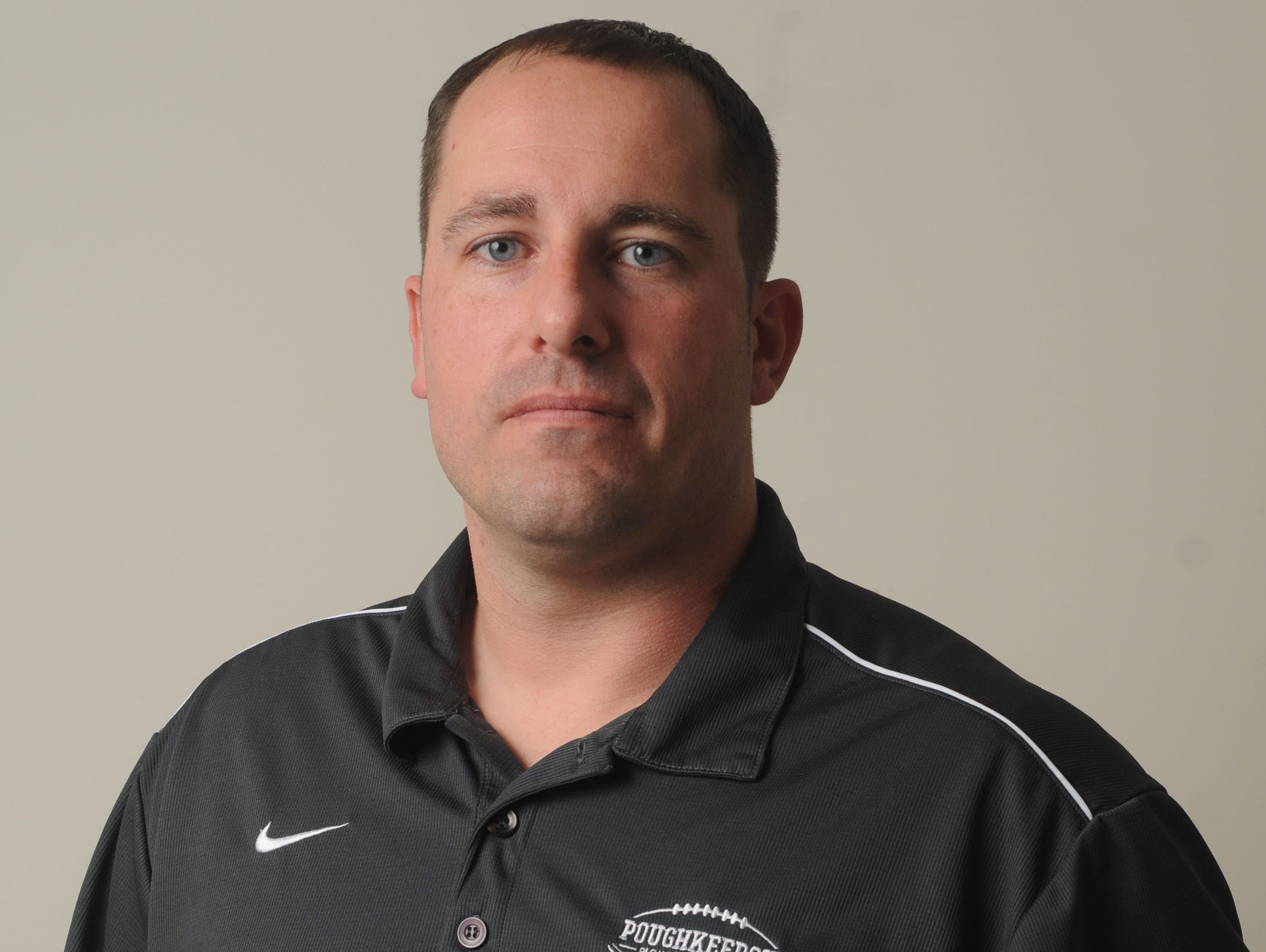 Ken Barger was removed as Poughkeepsie High School's head football coach after the 2012 season.