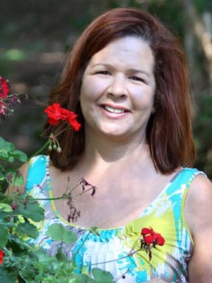 This photo of Beverly Robertson, mom of actress Britt Robertson, was taken in 2010 for a feature in Upstate Parent.