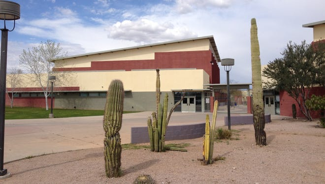 Fountain Hills Middle School campus also houses Four Peaks Elementary School.