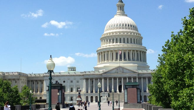 Members of Congress at the U.S. Capitol keep voting down their own raises.