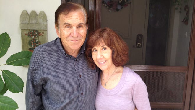 Ken and Rebecca Paulen, retirees who live next door to Garnett SpearsÃ? great-grandmother, Peggy Florence, and recall the boyÃ?s happy time in Clearwater, Fla.