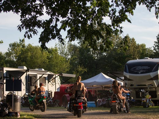 Sturgis motorcycle rally attracts thousands amid pandemic