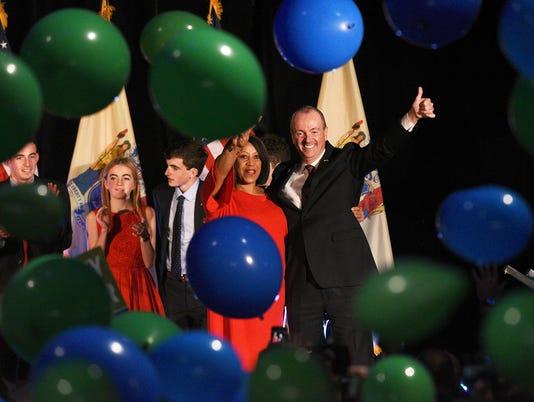 Asbury Park Election Night