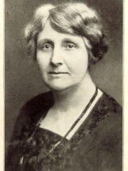 Minnie Fleur was a prominent member of the Des Moines community and the wife of Capt. Edward Fleur, who was killed while serving in World War I. She led the effort to have the remains of her husband and those of more than 40 other soldiers back to the United States.