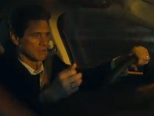 SNL host Jim Carrey spoofs McConaughey's Lincoln ads