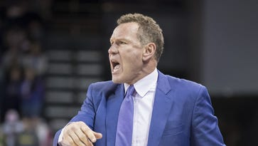 Dan Majerle notches 100th win as Grand Canyon coach in emotional game