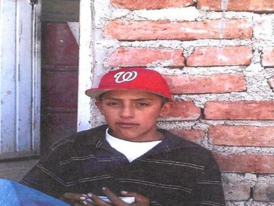 Antonio Chavez Padron, missing