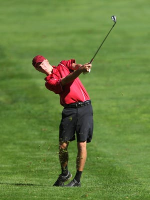 Corey Haas, the lone senior on St. John Fisher's five-man team, finished sixth overall at the NCAA Division III championships.