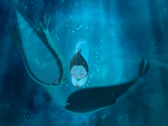 "The seals in ""Songs of the Sea"" are significant to"